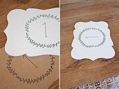wedding table numbers template free printable wedding cards and table numbers fab n free