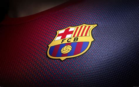 ac wallpaper barcelona logo emblem sports papersco