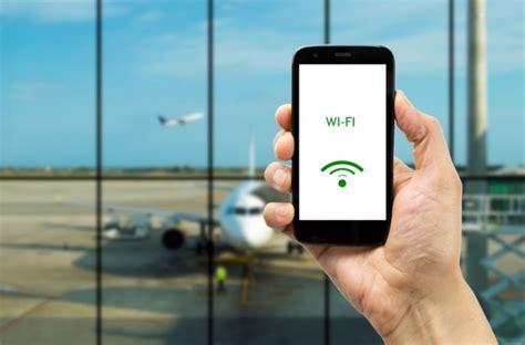 Apkopotas pasaules lidostu publisko Wi-Fi tīklu paroles ...