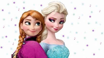 Elsa Anna Frozen Psd Animated Deviantart Frost