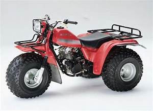 1984 Honda Atc 200es Big Red Service  U0026 Repair Manual