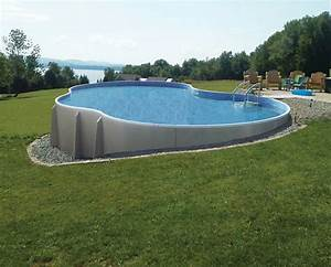 what you must know about above ground pool ideas With in ground swimming pool designs