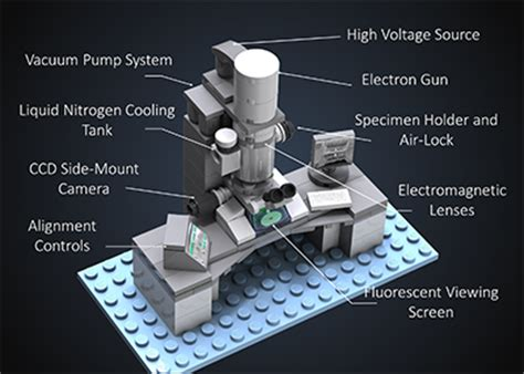 tem transmission electron microscope applied