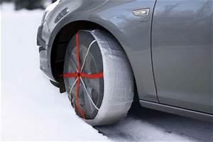 Chaussette A Neige : comment pr parer sa voiture pour l 39 hiver chaines ou chaussettes neige ~ Teatrodelosmanantiales.com Idées de Décoration