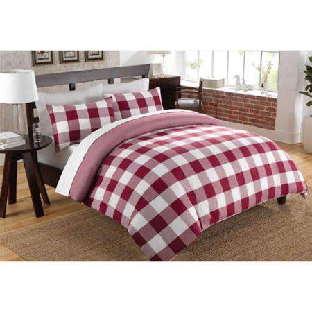 buffalo check comforter 200 thread count authentic chambray buffalo check design