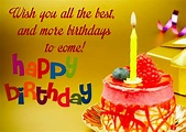 Birthday wishes for your facebook status | Birthday wishes ...