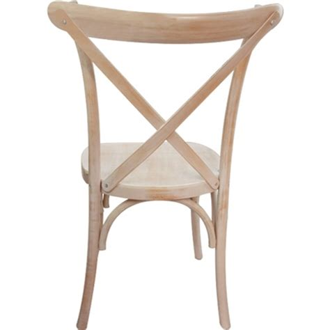 free shipping limewash cross back back banquet chair