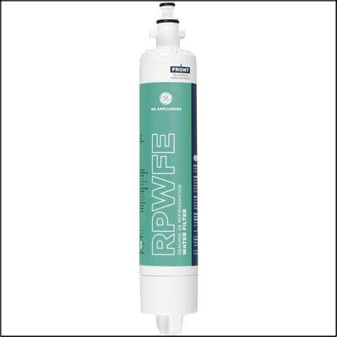 ge profile refrigerator water filter rpwfe design innovation