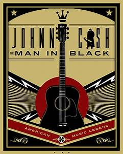 Johnny Cash Poster : johnny cash posters on behance ~ Buech-reservation.com Haus und Dekorationen