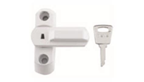 upvc window locks variety  designs  suit  window styles
