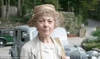 Miss Marple Tv Actress Geraldine Mcewan Leaves £3million