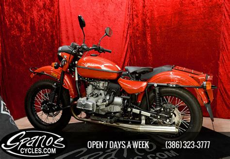 Ural Ct Modification by 2015 Ural Ct St Motorcycle From Daytona Fl Today