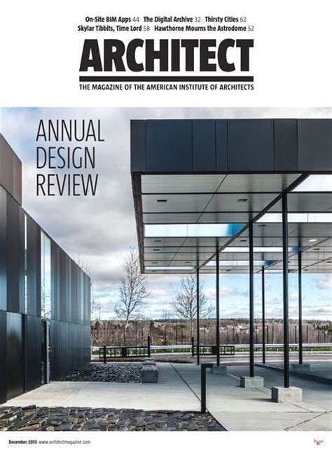 Download Architect Magazine  December 2013  Pdf Magazine