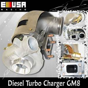 Turbo Charger Gm8 96 Pickup 96