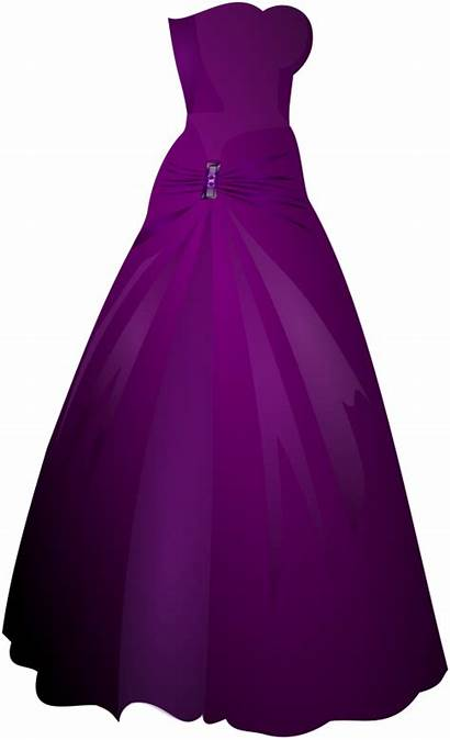 Clipart Gown Formal Clip Clothes Nightgown Remix