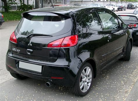 mitsubishi colt mitsubishi colt cz3 technical details history photos on