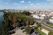 Photo aérienne dans les Hauts de Seine