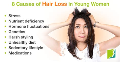 8 Causes of Hair Loss in Young Women   Menopause Now