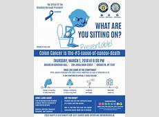 Colon Cancer Awareness Month Forum Office of the