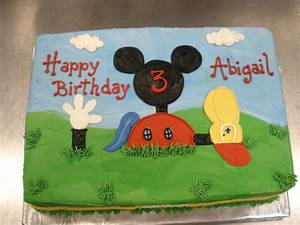 Images For > Mickey Mouse Sheet Cake | fannar 2 ára ...