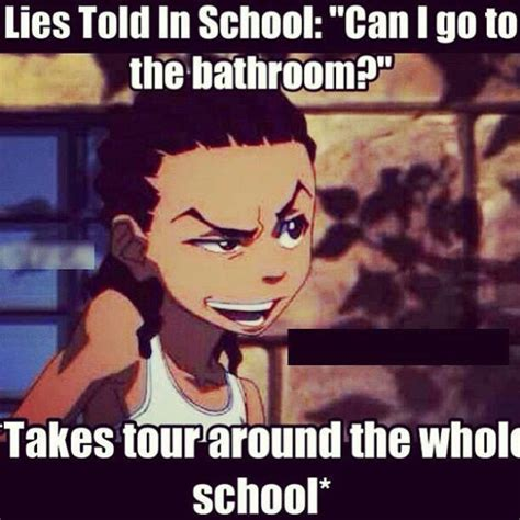 Boondocks Memes - 91 best images about the boondocks on pinterest cartoon adult cartoons and roc royal