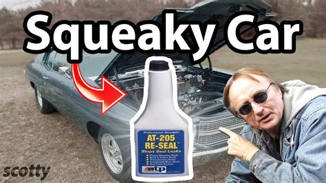 How To Fix Squeaky Noise In Your Car (rubber Bushing