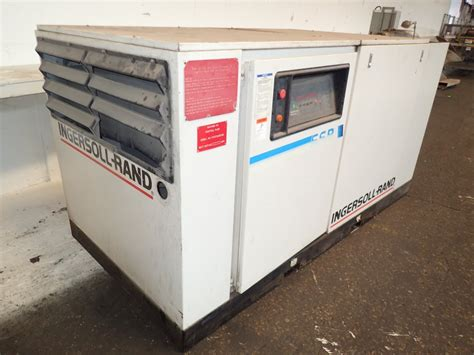 ingersoll rand 100 air compressor ingersoll rand ssr ep100 air compressor 100 hp 10161480004 ebay