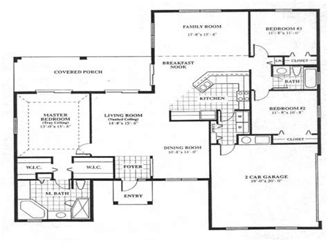 design floor plan simple floor plans open house house floor plan design