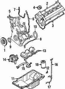 Engine Parts For 1998 Ford Taurus