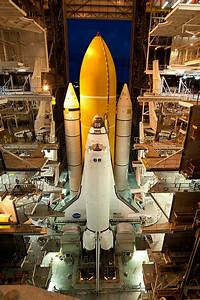 STS-135: The Space Shuttle rolls out to the pad for the ...