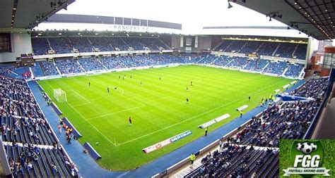 Ibrox Stadium | Glasgow Rangers FC | Scottish Football ...