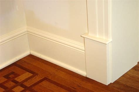 Cleaning Your Baseboards without a Baseboard Cleaning