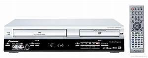Pioneer Dvr-rt502 - Manual - Vhs  Dvd Recorder
