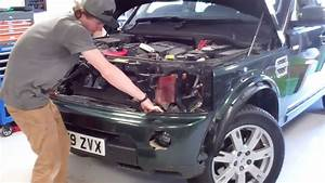 How To Upgrade Front Bumper On Land Rover Discovery 4 Lr4