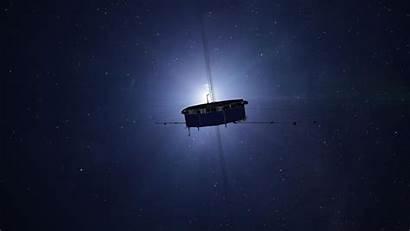 Space Station 4k Nasa Sci Fi Mms