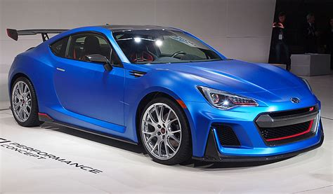 2017 Subaru Brz Turbo Review And Price  Cars Review 2019 2020
