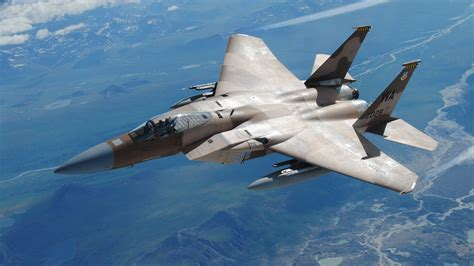 Mcdonnell Douglas F 15 Eagle Hd Wallpaper