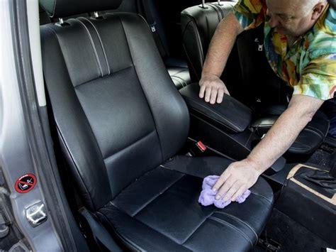 housse siege voiture cuir comment entretenir ses sièges autos