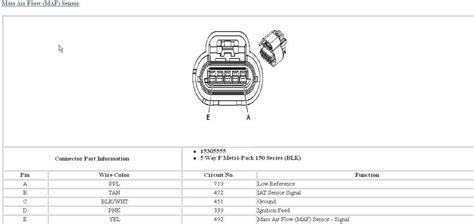 2011 Gmc Maf Iat Wiring Diagram by 5 Wire Ls1 Maf To 5 Wire Ls3 Maf Corvetteforum