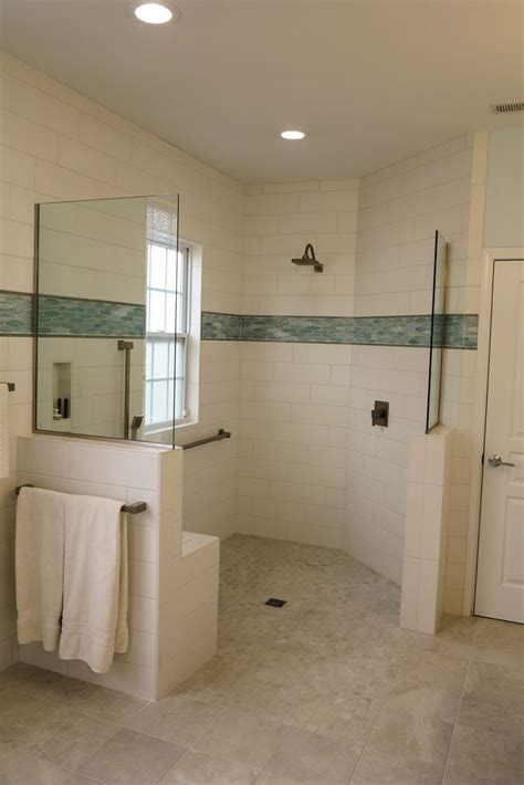 renovations wheelchair accessible shower design