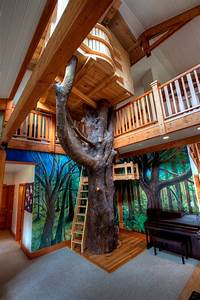 10, Cool, Indoor, Treehouses, That, Can, Make, Your, Kids, Happy
