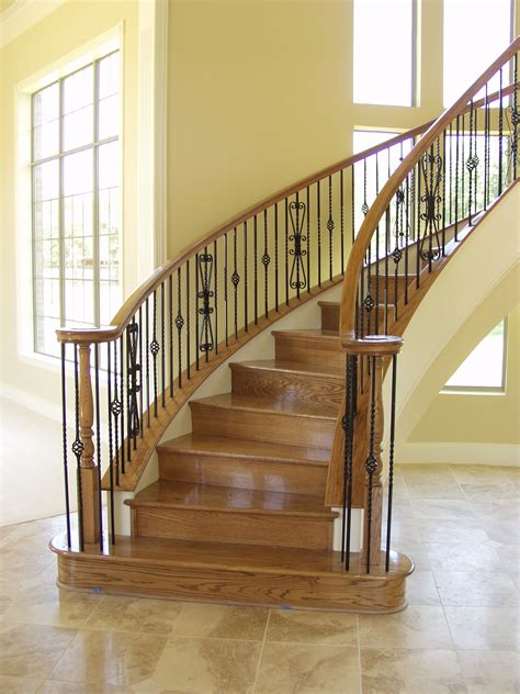 twist balusters baskets  heart scrolls house  forgings stair  railing products