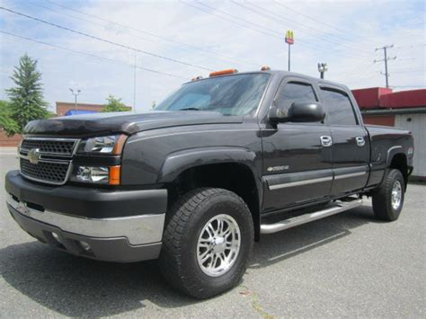 2005 Chevrolet Silverado 2500hd by 2005 Chevrolet Silverado 2500hd Information And Photos
