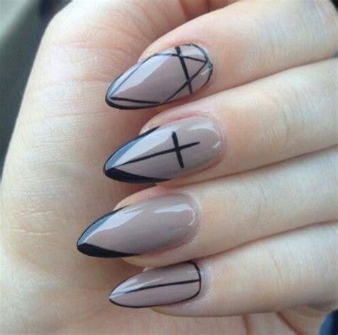 halloween witch nails art designs ideas