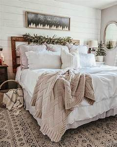 40, Cozy, And, Wonderful, Rustic, Farmhouse, Christmas
