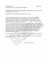 Military Academy Military Academy Recommendation Letter