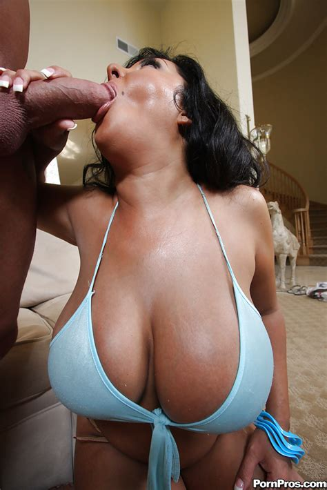 Latina Milf With Big Tits Jaylene Rio Enjoys Hardcore Sex