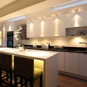 Kitchen, Wall, Light