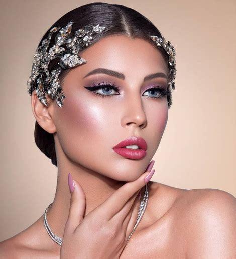 Bridal Makeup For Arab Brides Arabia Weddings