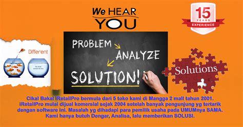 thinkout software aplikasi program software toko stok